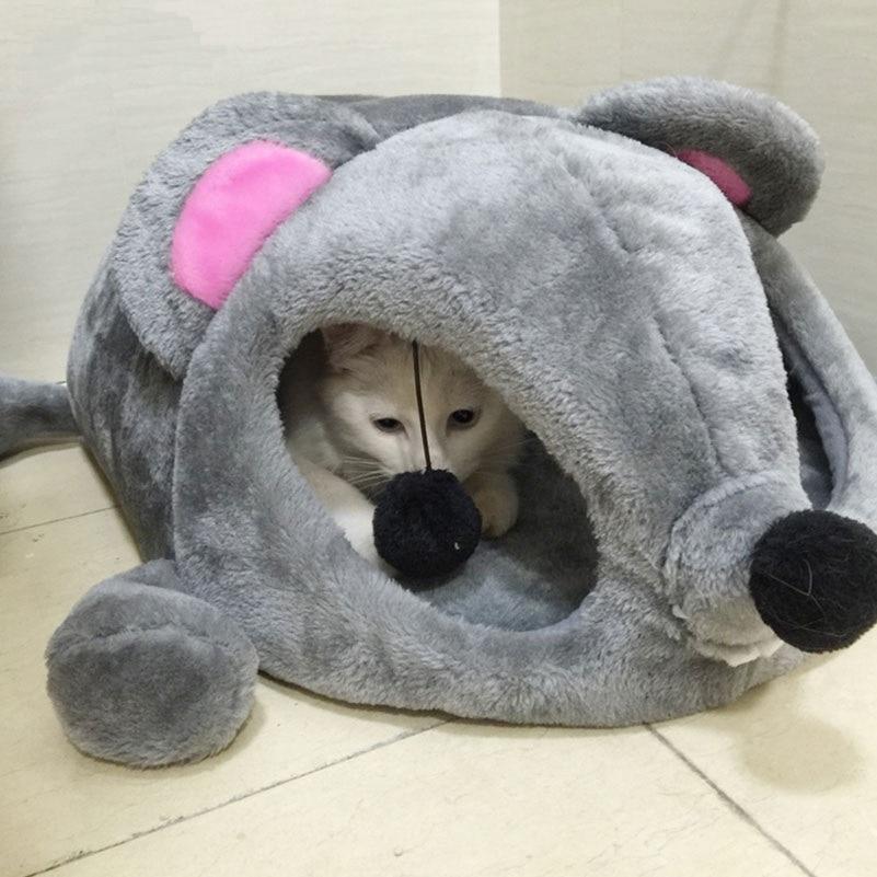 Shark Tunnel Toy Cat