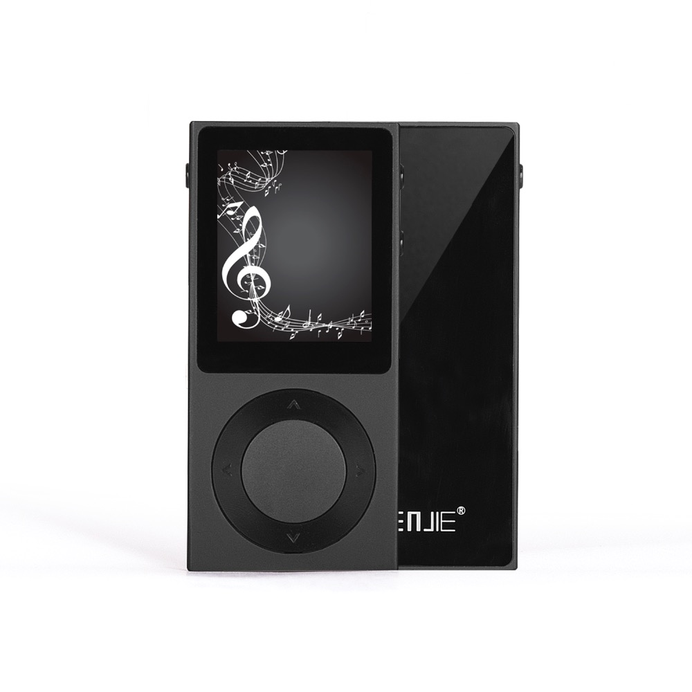 "Prix pour Benjie 1.8 ""tft écran complet en alliage de zinc sans perte hifi mp3 music player support dsd/bluetooth/aux"