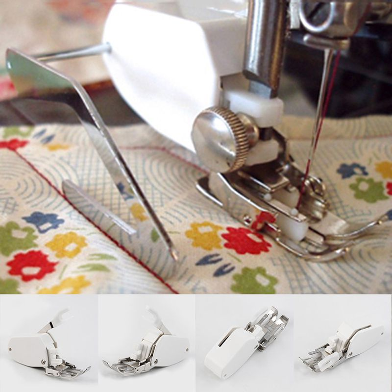 DIY Handhold Sewing Machines Quilting Walking Guide Even Feet Foot Presser Foot Edge Joint Guide Foots Home Crafts for Clothes