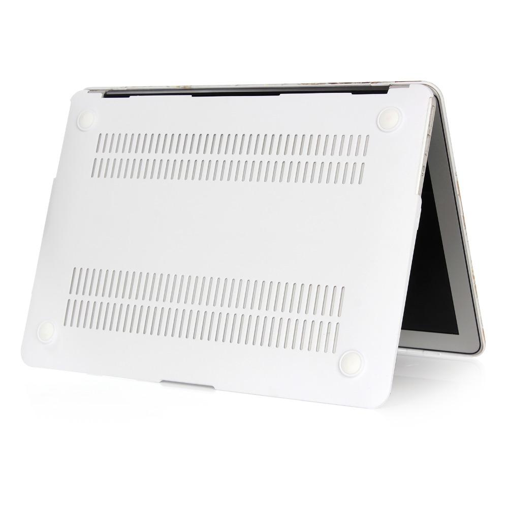 EGYAL Marble Matte Hard Case for MacBook 32