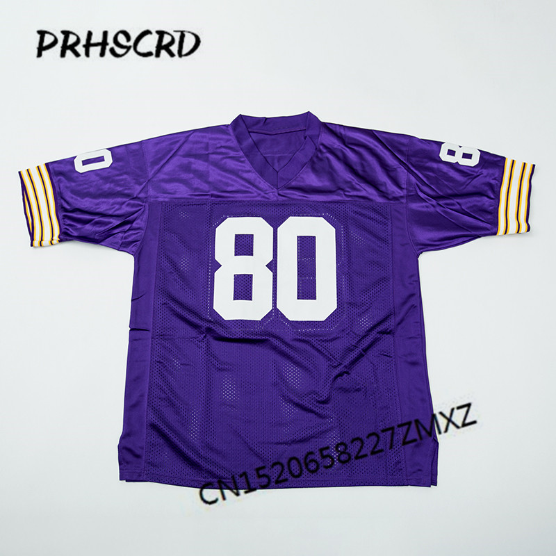 save off 65f8d 552c7 US $29.99 |Retro star #80 Cris Carter Embroidered Throwback Football  Jersey-in America Football Jerseys from Sports & Entertainment on  Aliexpress.com ...