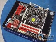 D'origine carte mère TH55B HD 6.x LGA 1156 DDR3 pour i3 i5 i7 cpu 16 GB USB2.0 H55
