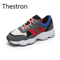 Thestron Running Shoes For Women Free Shipping Comfort Sports Shoes Good Quality Outdoor Walking Sneakers Wearable