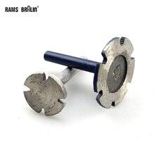 1 шт. OD 35 мм/22 мм алмазный спеченный режущий диск для гравировки по камню резьба шлифовка