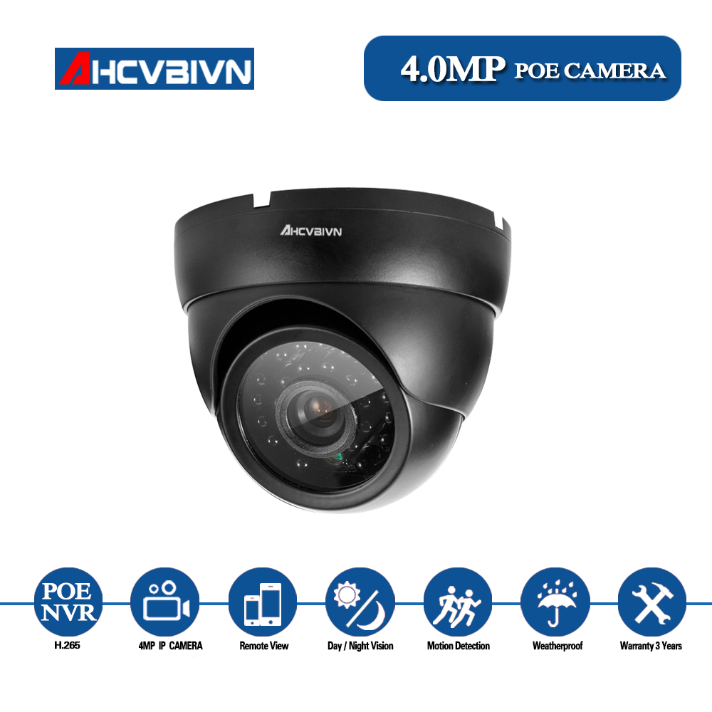 4MP IP POE Camera Outdoor H.265/H.264 Dome Security CCTV Network Camera Wide Angle 3.6mm, 40M IR ONVIF4MP IP POE Camera Outdoor H.265/H.264 Dome Security CCTV Network Camera Wide Angle 3.6mm, 40M IR ONVIF