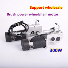 24V 300W power electric wheelchair dc gear motor wheelchair motor(China)  sc 1 st  AliExpress.com & Buy electric wheelchair motors and get free shipping on AliExpress.com
