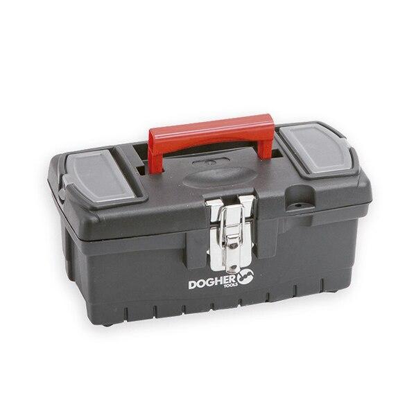 DOGHER 050-008 BOX PLAS. Type Crimp MET. SIMPLE325X180X150MM