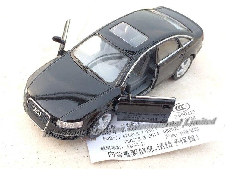 136 Kinsmart Audi A6 (2)