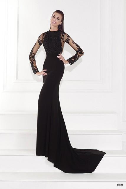 Chaqueta para vestido negro de fiesta