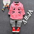 Baby Boy Clothes Sets 2016 New Spring 7M-2T Cotton Newborn Baby Boy Clothing Long Sleeve Clothes For Newborn Boy Clothing Set