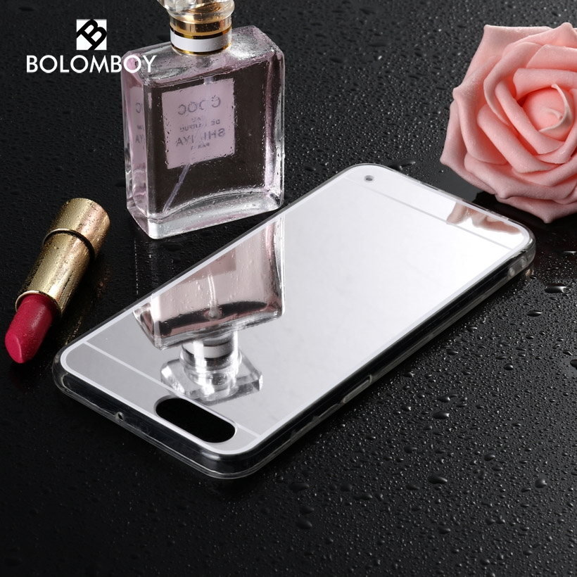Bolomboy Mirror <font><b>Case</b></font> For <font><b>OPPO</b></font> R11 Plus R9S F3 Lite F5 Youth F1S A59M A57 A33 A73 A39M <font><b>Cases</b></font> For <font><b>OPPO</b></font> F1+ <font><b>Find</b></font> 9 F1A Neo <font><b>7</b></font> Covers image