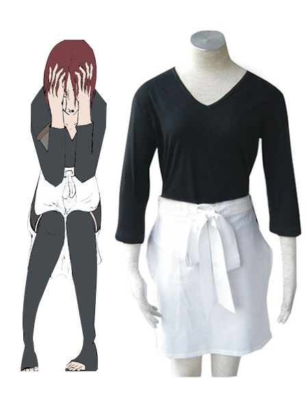 Naruto Rin Cosplay Costume Tailor Made
