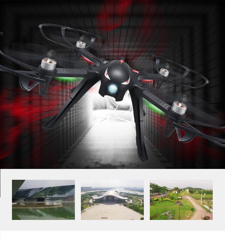 B3 Bugs 3 RC Quadcopter Brushless 2.4G 6-Axis Gyro Drone with Camera Mounts for Gopro Camera free shipping 15