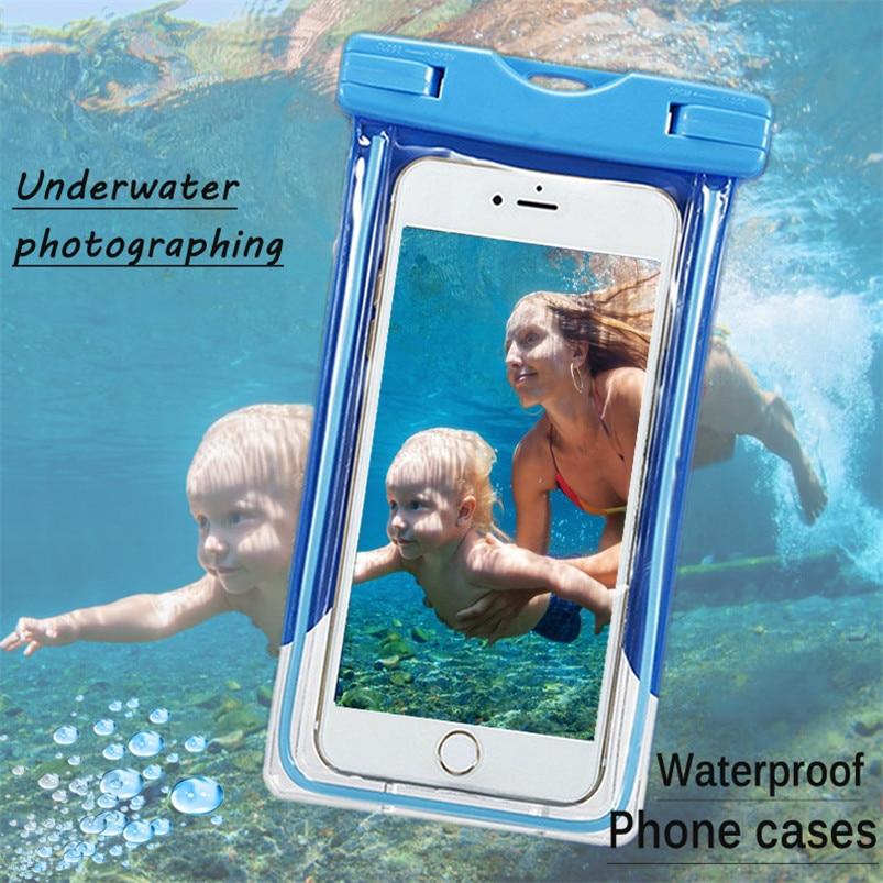 FOR SAMSUNG GALAXY S5 S3 neo case waterproof coque FOR SAMSUNG GALAXY Core Prime S7 J5 J7 S galaxie Phone cases Underwater Swim