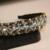 Na Venda de Luxo Strass mulheres cabeça de Alto Grau de Cristal Headband cabeça banda acessórios para o cabelo senhora