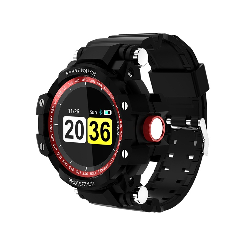 GW68 Smart Watch Waterproof IP67 200 Days Standby Smartwatch Heart Rate ...