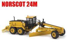 Norscot Caterpillar Cat 24M Motor Grader 1/50 scale DieCast Model 55264