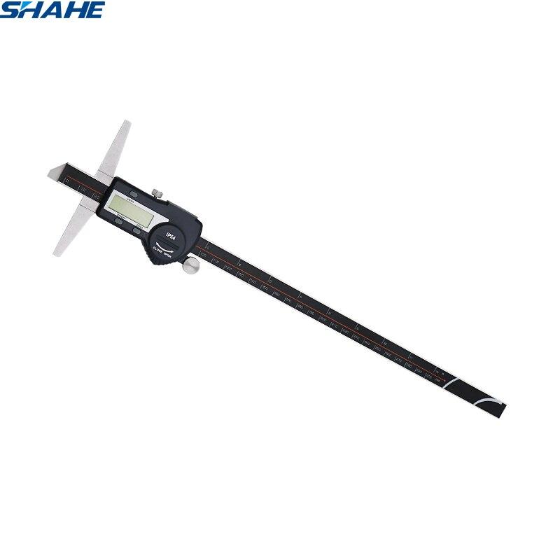 0 300mm 12 inch digital vernier caliper lcd caliper digital depth gauge stainless steel calipers measuring