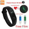 In Stock mi band 2 xiaomi Smart Wristband Original  IP67 Xiaomi Mi Band 2 Heart Rate Monitor Fitness Xiaomi Miband 2 Bracelet