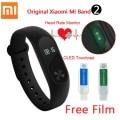 In Stock mi band 2 xiaomi Smart Wristband Original  IP67 Xiaomi Mi Band 2 Heart Rate Monitor Fitness Xiaomi Miband 2 Bracelet