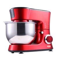 1000 Вт 5L блендер Нержавеющаясталь чаша Кухня Еда миксер крем яйцо венчик блендера торт Тесто Для Хлеба Смеситель Maker Machine