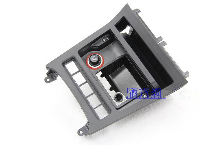 Car balck  ashtray 5 button holes  FOR  Volkswagen VW Golf 6 MK6 MK5 Jetta Scirocco EOS   5K0 857 961   5K0857961 ashtray