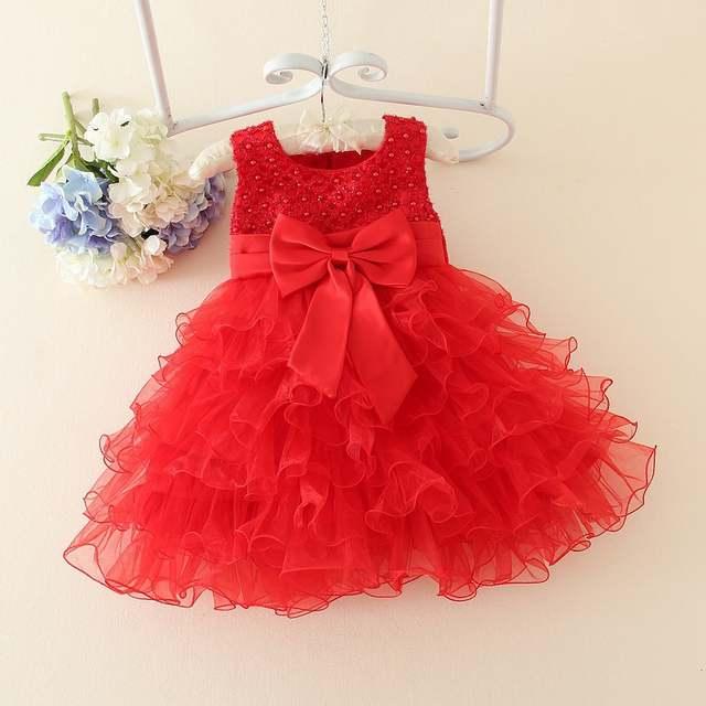 c30b2112b Online Shop iEFiEL Princess Baby Girls Toddler Lace Tutu Beading ...