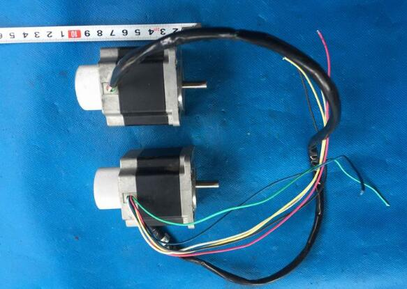 Stepped motor PK266-03B-C46 ,  Used  one , 90% appearance new , 3 months warranty , fastly shipping Stepped motor PK266-03B-C46 ,  Used  one , 90% appearance new , 3 months warranty , fastly shipping