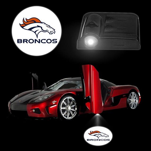2017 Novelty Lighting LED Car Logo Lights Smart Wireless Car Door ...