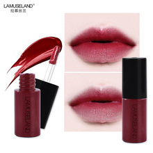 Simple Size 1pc Matte Lip Gloss Velvet Liquid Lipstick Tint Waterproof Sexy Color Lipgloss Pigment Batom Makeup Set