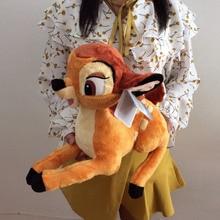 Free shipping 35cm=13.8inch cartoon Little Deer Bambi plush stuffed animal toy birthday gift for children
