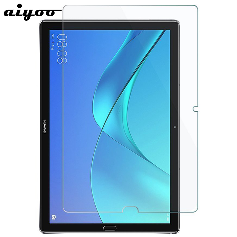 9H Tempered Glass Screen Protector for <font><b>Huawei</b></font> <font><b>MediaPad</b></font> M5 <font><b>Lite</b></font> <font><b>10</b></font> M5 <font><b>10</b></font>.8 <font><b>M3</b></font> <font><b>Lite</b></font> 8 T5 <font><b>10</b></font> T3 <font><b>10</b></font> 9.6 8.0 T3 7 WiFi 3G Glass Film image