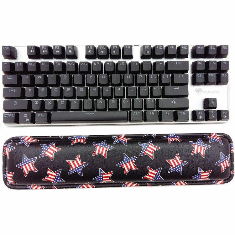 87key Tastiera Meccanica Da Polso Supporto Comfort Pad Poggiapolsi Tastiera Mano Pillow Tastiera Per Tastiera Del Pc