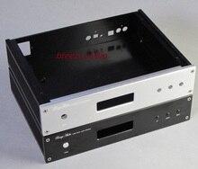 Бриз аудио алюминия DAC шасси/случай/корпус 2806R можно исправить ES9018 и AK4399