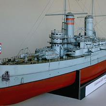 Высокое качество 1:200 шкала Shaoandre Pewaz заказал USS warship бумажный модельный комплект