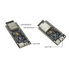LILYGO®TTGO T קואלה ESP32 WiFi ו bluetooth מודול 4MB פיתוח לוח המבוסס ESP32 WROVER B ESP32 WROOM 32