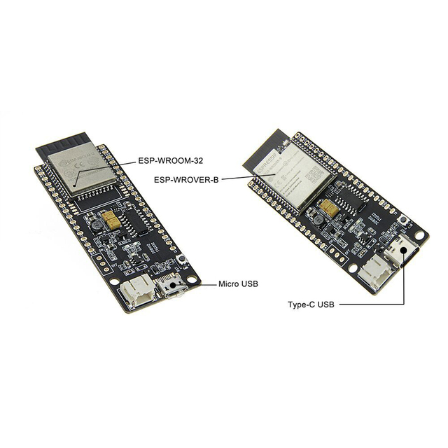 LILYGO®TTGO t koala ESP32 WiFi et Module Bluetooth 4 mo carte de développement basée sur ESP32 WROVER B ESP32 WROOM 32