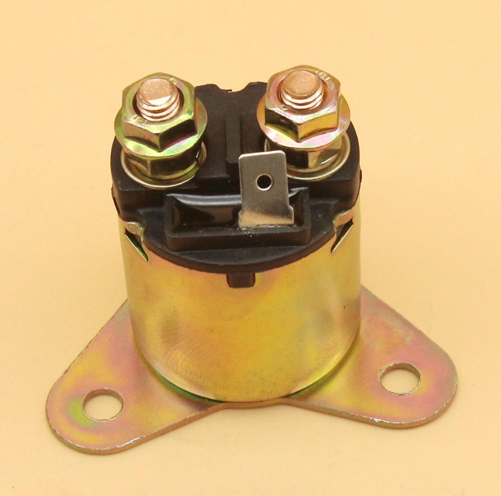 Starter Motor Solenoid Relay For HONDA GX390 GX340 GX240 GX270 8HP 9HP 11HP 13HP 188F 190F Engine EC5500 EC6500 Generator Parts