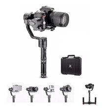 Зхииун Гимбал Цране В2 3-осни Блуетоотх ручни стабилизатор за ИЛЦ Миррорлесс фотоапарате + Хард Цасе, стабилизатор за камере