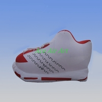 Inflatable Running Shoes For Advertising And Sports Games