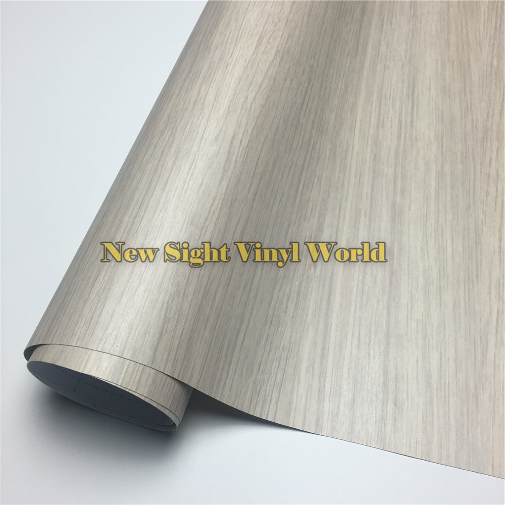 oak wood for furniture. Oak Wood Grain Adhesive Vinyl Film PVC Texture For Floor Furniture Car Interier Size:1.24X50m/Roll(4ft X 165ft)-in Stickers From Automobiles