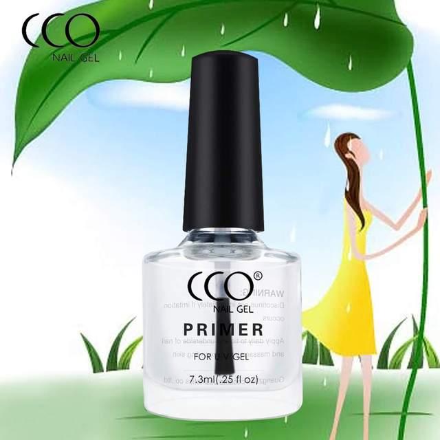 CCO Esmalte de Uñas de Gel Imprimación Naturales Herramientas Del ...