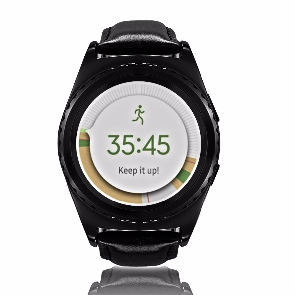 G4 Bluetooth Smart Wrist Watch  Pedometer Fitness Activity Tracker Heart Rate Monitor with SIM TF Card Slot for Android Smartph wireless heart rate monitor watch smart pedometer fitness tracker for sports