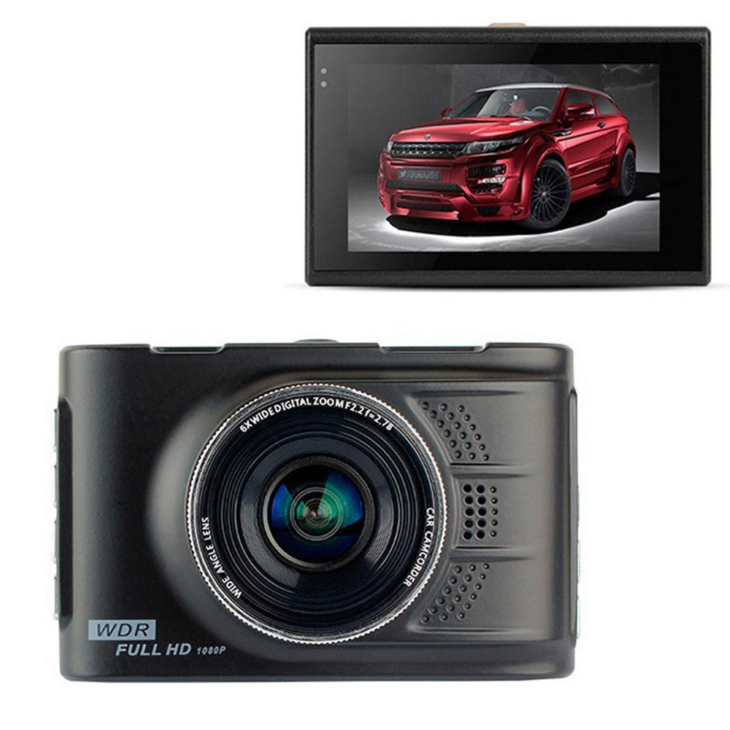 Car-Dvr Trace-Camera Driving Video Rearview-Wide Super-Night-Vision-Recorder 140 1080P