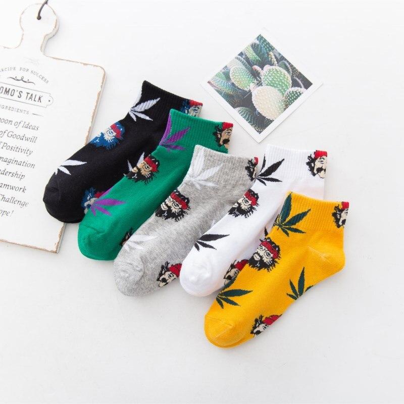 2019 New Adult Cotton Socks, Sports Sweat Socks, Unisex Socks
