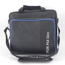 Игровой рюкзак для PS4 PS4 Pro регулируемый плечевой ремень совместимое устройство Видео игровой плеер PS4 ручка силиконовый чехол