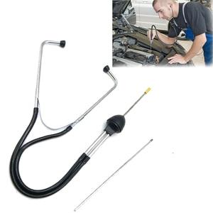 Image 1 - 1 peça de profissional mecânica de automóveis estetoscópio motor do carro bloco ferramenta diagnóstico cilindro ferramentas consultoria automotiva para carro