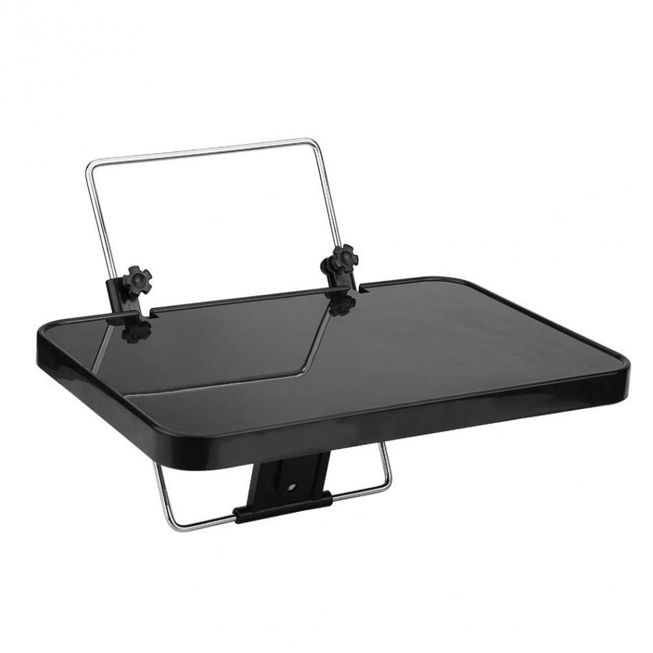 Универсальный кронштейн автомобиля Складная авто ноутбука Еда руль лоток держатель стол компьютерный стол