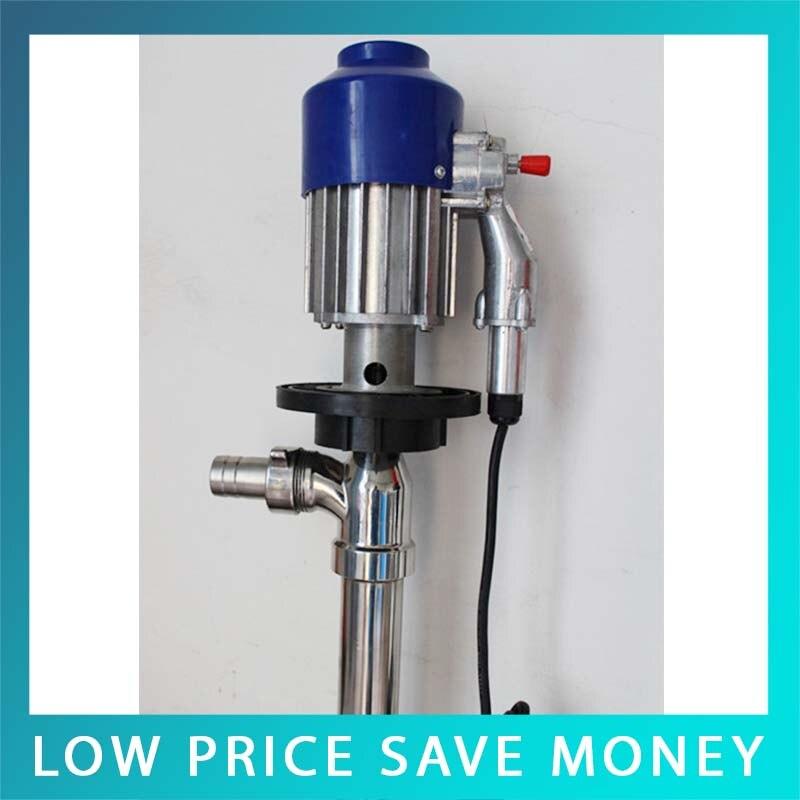 SB 3 1 Gasoline Oil Pump 220V Electric Hand Barrel Pump