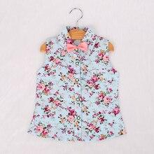 Floral girl shirts+shorts clothing sets